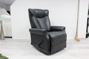 Bilde av Royal stol, hud/PVC